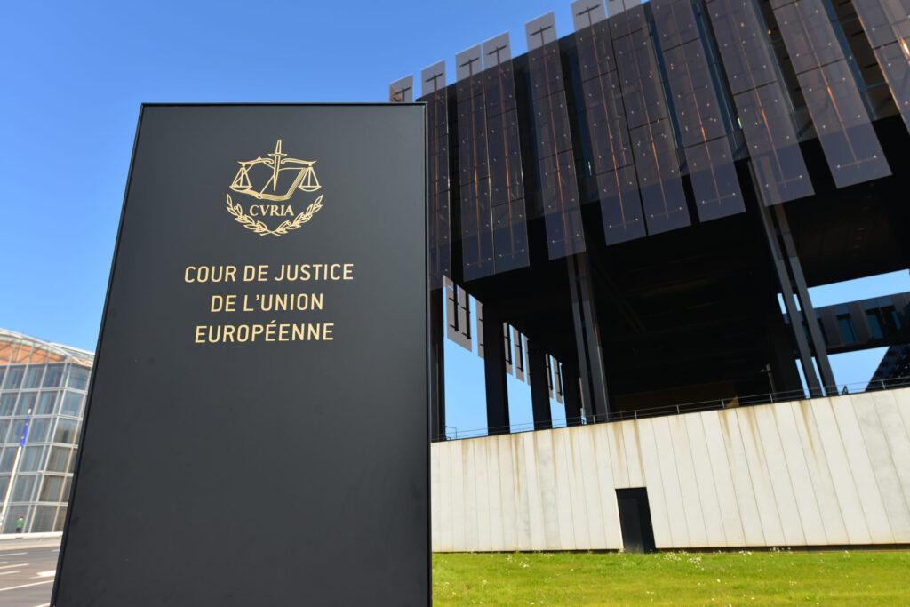 servicio defensa de entidades imagen edificio cour de justicie européene
